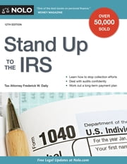 Stand Up to the IRS ebook by Frederick W. Daily Attorney