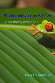 Photography as an Art Form - plus many other tips ebook by Luis E Gonzalez