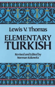 Elementary Turkish ebook by Lewis Thomas