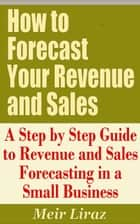 How to Forecast Your Revenue and Sales: A Step by Step Guide to Revenue and Sales Forecasting in a Small Business ebook by Meir Liraz