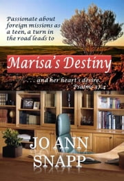 Marisa's Destiny ebook by Jo Ann Snapp