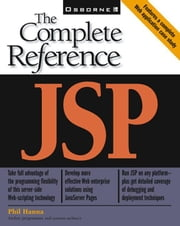 JSP: The Complete Reference ebook by Hanna, Phillip