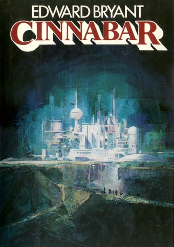 Cinnabar ebook by Edward Bryant