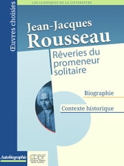 Rêveries du promeneur solitaire ebook by Jean-Jacques Rousseau