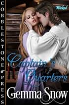 Captain's Quarters ebook by Gemma Snow