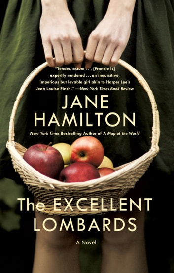 The Excellent Lombards ebook by Jane Hamilton