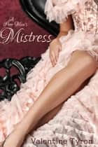A Poor Man's Mistress ebook by Valentine Tyron