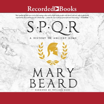 SPQR - A History of Ancient Rome audiobook by Mary Beard