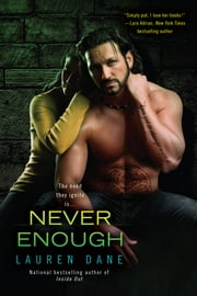 Never Enough ebook by Lauren Dane