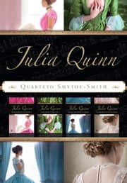 Box Quarteto Smythe-Smith ebook by Julia Quinn