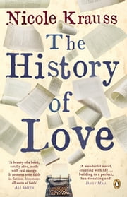 The History of Love ebook by Nicole Krauss