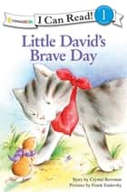 Little David's Brave Day ebook by Crystal Bowman