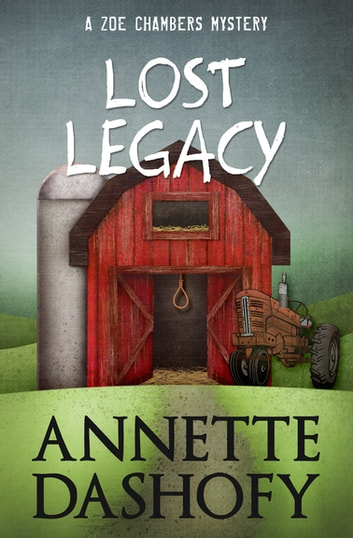 Lost Legacy ebook by Annette Dashofy