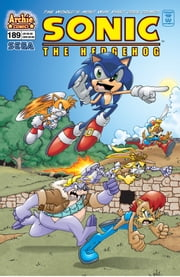 Sonic the Hedgehog #189 ebook by Ian Flynn,Tracy Yardley!,Jim Amash