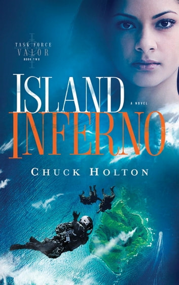 Island Inferno ebook by Chuck Holton
