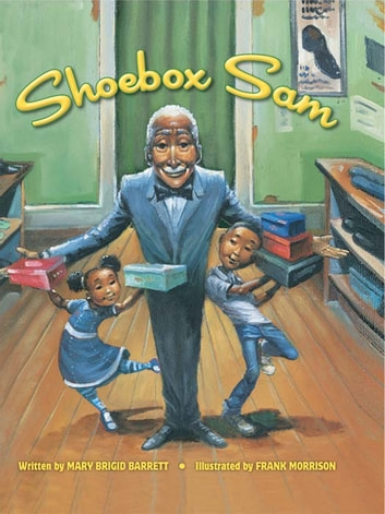 Shoebox Sam ebook by Mary Brigid Barrett
