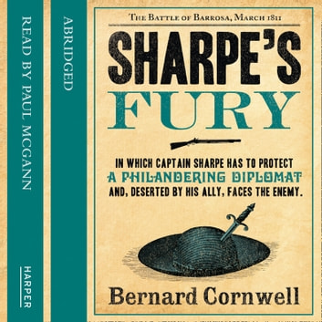 Sharpe's Fury: The Battle of Barrosa, March 1811 (The Sharpe Series, Book 11) audiobook by Bernard Cornwell,John Nicholl