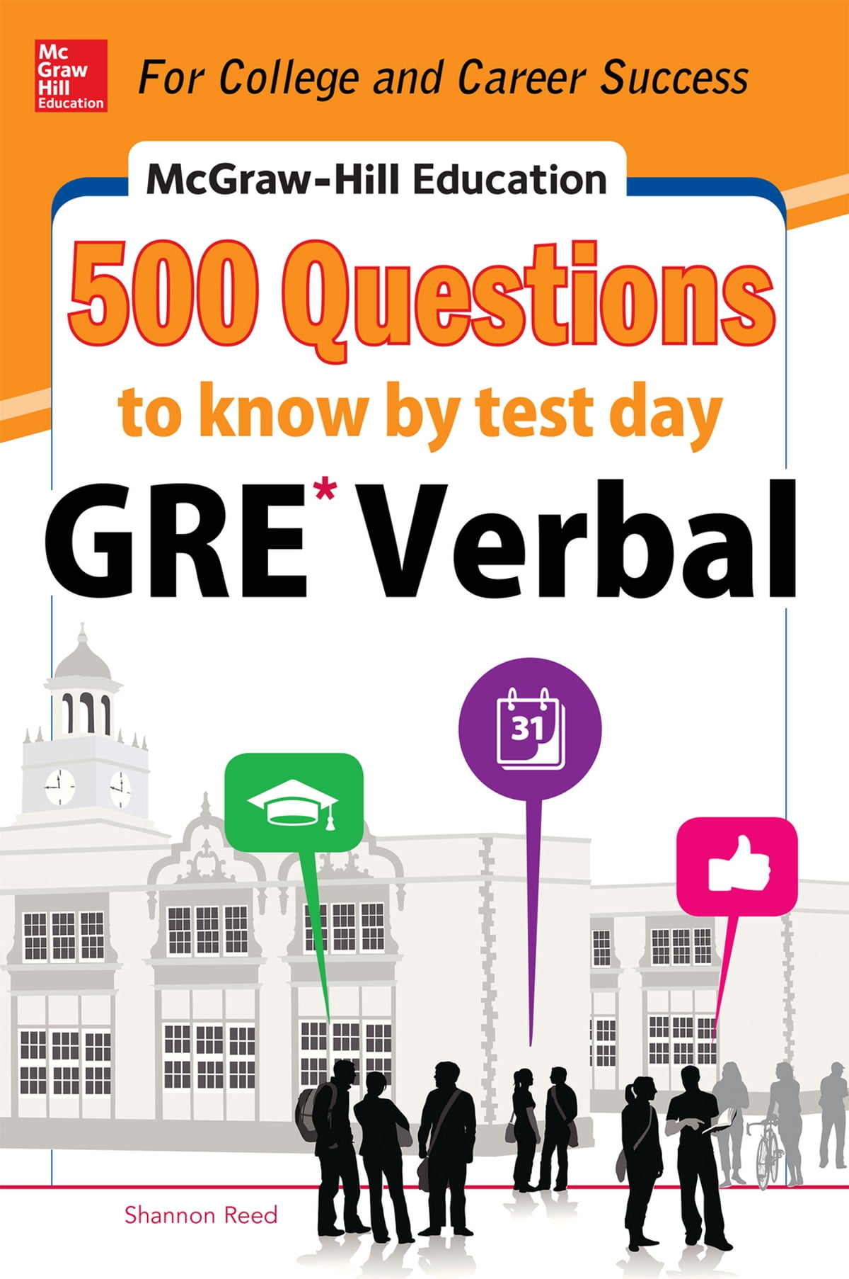 Workbooks kaplan gre verbal workbook : McGraw-Hill Education 500 GRE Verbal Questions to Know by Test Day ...