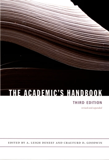 The Academic's Handbook ebook by Jerry G. Gaff,Samuel Schuman,Stanley Hauerwas