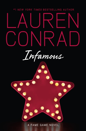 Infamous ebook by Lauren Conrad