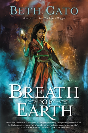 Breath of Earth ebook by Beth Cato