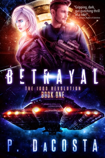 Betrayal ebook by Pippa DaCosta