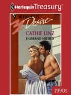 Husband Needed ebook by Cathie Linz