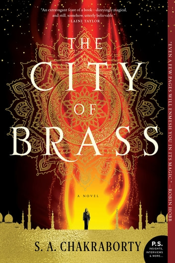 The City of Brass eBook by S. A Chakraborty - 9780062678126 ...