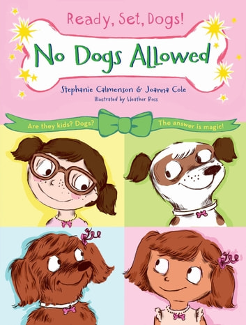 No Dogs Allowed ebook by Stephanie Calmenson,Joanna Cole