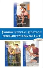 Harlequin Special Edition February 2016 - Box Set 1 of 2 - Fortune's Perfect Valentine\A Soldier's Promise\Waking Up Wed ebook by Stella Bagwell, Karen Templeton, Christy Jeffries