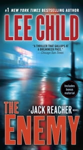The Enemy - A Jack Reacher Novel ebook by Lee Child