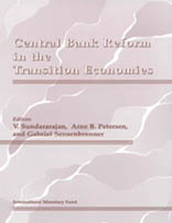 Central Bank Reform in the Transition Economies ebook by International Monetary Fund
