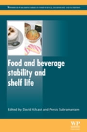 Food and Beverage Stability and Shelf Life ebook by P Subramaniam,David Kilcast