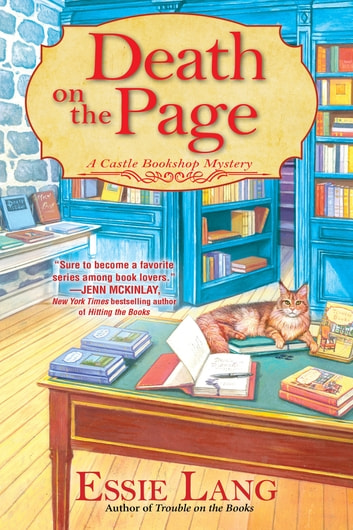 Death on the Page - A Castle Bookshop Mystery ebook by Essie Lang