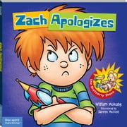 Zach Apologizes ebook by Mulcahy, William