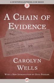 A Chain of Evidence ebook by Carolyn Wells