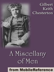 A Miscellany Of Men (Mobi Classics) ebook by G. K. (Gilbert Keith) Chesterton