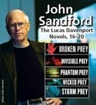 John Sandford: Lucas Davenport Novels 16-20 ebook by John Sandford