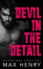 Devil in the Detail ebook by Max Henry