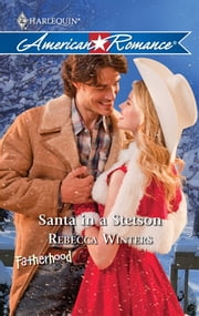 Santa in a Stetson ebook by Rebecca Winters