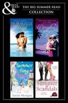 Summer Reads Collection (Mills & Boon e-Book Collections) ebook by Kelly Hunter, Jessica Hart, Anne Oliver,...