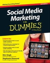 Social Media Marketing For Dummies ebook by Shiv Singh,Stephanie Diamond