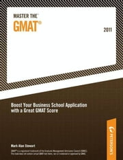 Master the GMAT 2011 ebook by Peterson's,Mark Alan Stewart