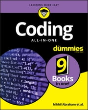 Coding All-in-One For Dummies ebook by Nikhil Abraham
