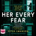 Her Every Fear audiobook by Peter Swanson