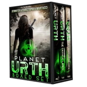 The Planet Urth Series Boxed Set: Books 1-3 - Planet Urth ebook by Jennifer Martucci,Christopher Martucci
