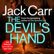 The Devil's Hand - James Reece 4 audiobook by Jack Carr