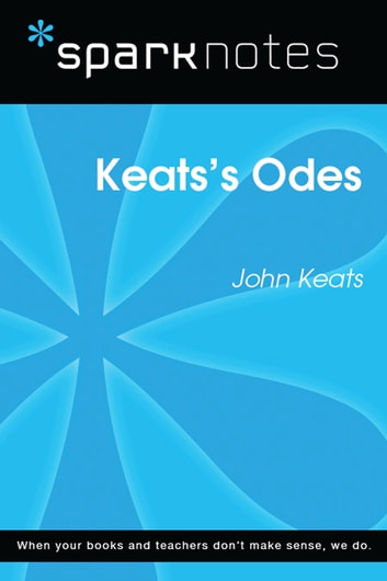 Keats's Odes (SparkNotes Literature Guide) ebook by SparkNotes