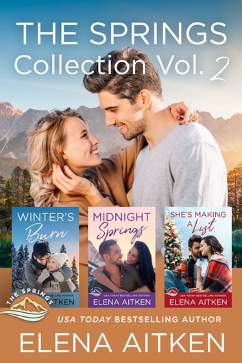 The Springs Collection: Volume Two ebook by Elena Aitken
