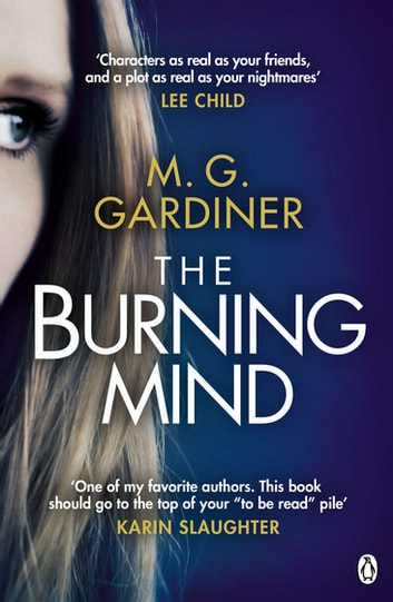 The Burning Mind ebook by M.G. Gardiner
